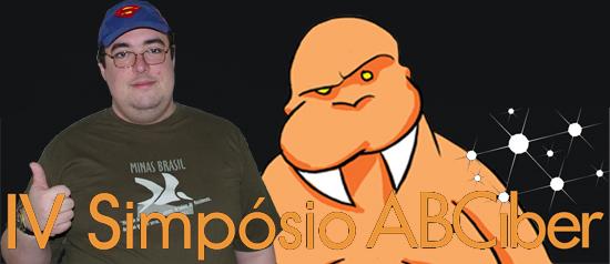 Tio Lucio participará do IV Simpósio Nacional da ABCiber!