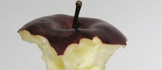 Um gordo de raiz no spa – dia 1: a balada da meia maçã