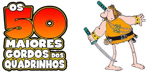 Os 50 maiores gordos dos quadrinhos: Groo
