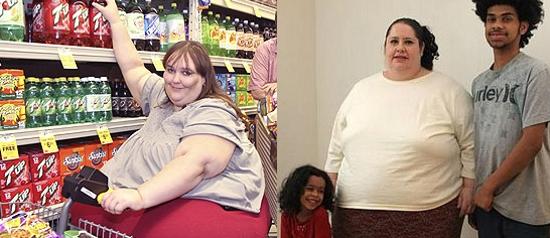 Quem é a mulher mais gorda do mundo?