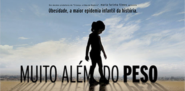 Documentário brasileiro debate a obesidade infantil