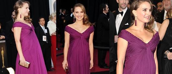 Gravidez faz Natalie Portman abrir mão da dieta vegetariana