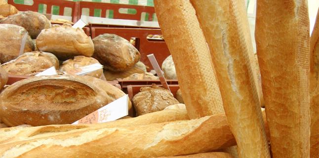 Pão com validade de 60 dias