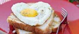 Pão com ovo, o lanche do preguiçoso