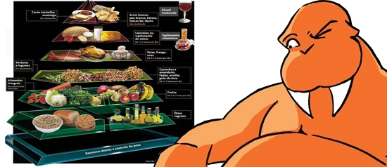 Dieta tem a ver com estilo de vida e de alimentação