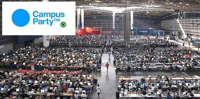 Participe da gravação do Papo de Gordo na Campus Party Brasil 2012