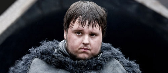 "Samwell Tarly – O ""gordinho covarde"" de Game of Thrones"