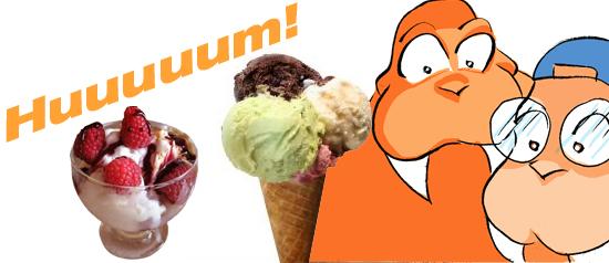 Você sabe como provar um sorvete?