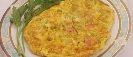 Let's talk about eggs – parte 2: Omelete de batata com cenoura
