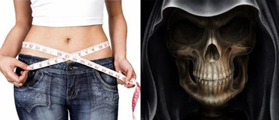 Em troca do corpo perfeito, você aceitaria morrer mais cedo?