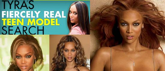 Tyra Banks faz competição de modelos plus-size