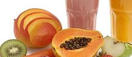 Vitaminas caseiras para recuperar o fôlego